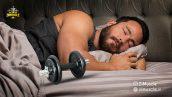 اهمیت روزهای استراحت در برنامه بدنسازی